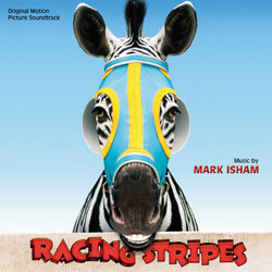 Racing Stripes Soundtrack (Mark Isham) - Carátula