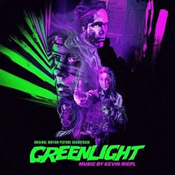 Greenlight Bande Originale (Kevin Riepl) - Pochettes de CD