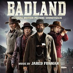 Badland Soundtrack (Jared Forman) - CD cover