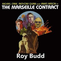 The Marseille Contract Soundtrack (Roy Budd) - CD cover