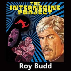The Internecine Project Soundtrack (Roy Budd) - CD cover