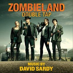 Zombieland: Double Tap Soundtrack (David Sardy) - CD cover