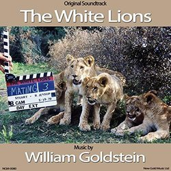 The White Lions Soundtrack (William Goldstein) - CD cover