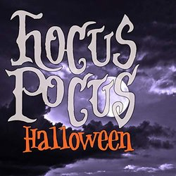 Hocus Pocus Halloween Soundtrack (Various Artists) - CD cover
