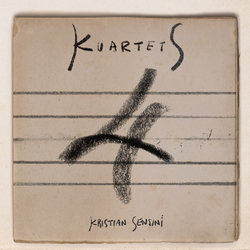 KuartetS Soundtrack (Kristian Sensini) - CD cover