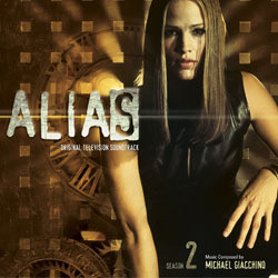 Alias Season 2 Soundtrack (Michael Giacchino) - Car�tula