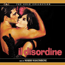 Il Disordine Soundtrack (Mario Nascimbene) - CD cover