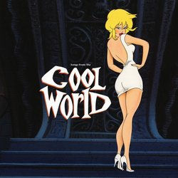 Music From And Inspired By the Motion Picture Cool World Soundtrack Soundtrack (Various Artists) - CD-Cover