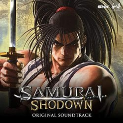 Samurai Shodown Soundtrack (SNK Sound Team) - CD cover