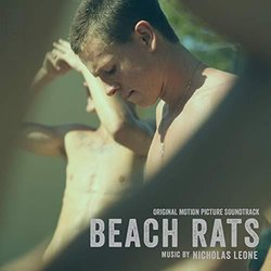 Beach Rats Soundtrack (Nicholas Leone) - CD-Cover