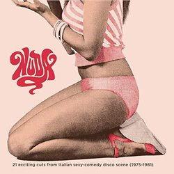 Nuda Soundtrack (Various Artists) - CD cover