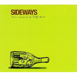 Sideways Soundtrack (Rolfe Kent) - CD cover
