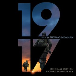 1917 Soundtrack (Thomas Newman) - CD cover