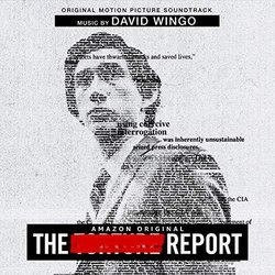 The Report Soundtrack (David Wingo) - Carátula
