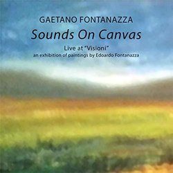 Sounds On Canvas Soundtrack (Gaetano Fontanazza) - CD cover