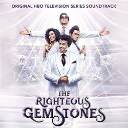 The Righteous Gemstones Soundtrack (Various Artists, Joseph Stephens) - CD cover