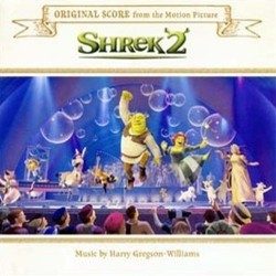 Shrek 2 Colonna sonora (Harry Gregson-Williams) - Copertina del CD