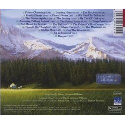 Shrek 2 Colonna sonora (Harry Gregson-Williams) - Copertina posteriore CD