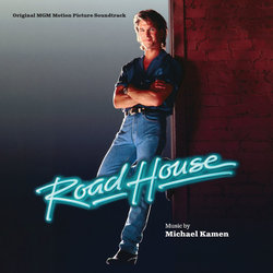 Road House Soundtrack (Michael Kamen) - CD cover