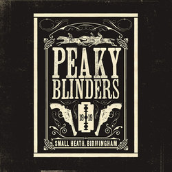 Peaky Blinders Soundtrack (Various Artists) - CD cover