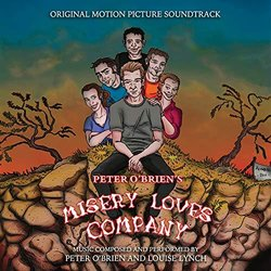 Misery Loves Company Bande Originale (Louise Lynch, 	Peter O'Brien) - Pochettes de CD