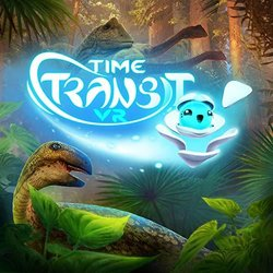 Time Transit VR Soundtrack (Holley Gray) - CD cover