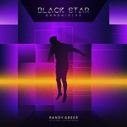 Black Star Chronicles Soundtrack (Randy Greer) - CD cover