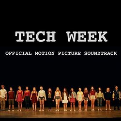Tech Week Soundtrack (Various Artists) - CD cover