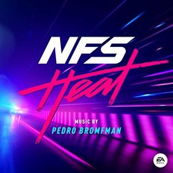 Need for Speed: Heat Soundtrack (	Pedro Bromfman) - CD cover