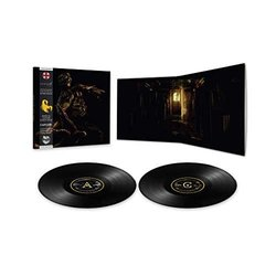 Resident Evil 0 Trilha sonora (Capcom Sound Team) - capa de CD