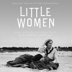 Little Women Soundtrack (Alexandre Desplat) - Carátula