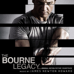 The Bourne Legacy Soundtrack (James Newton Howard) - CD cover