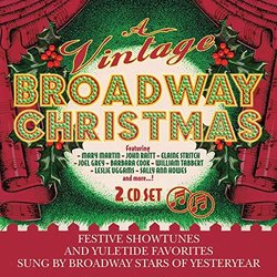 Vintage Broadway Christmas - Various Artists - 22/11/2019