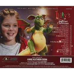 Lilly's Bewitched Christmas Soundtrack (Anne-Kathrin Dern) - CD Achterzijde