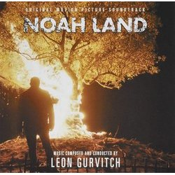 Noah Land Soundtrack (Leon Gurvitch) - CD cover