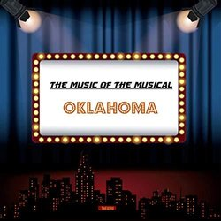 The Music of the Musical Oklahoma Colonna sonora (Oscar Hammerstein, Richard Rodgers) - Copertina del CD