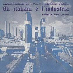 Gli italiani e l'industria Soundtrack (Piero Umiliani) - CD cover