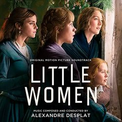Little Women Soundtrack (Alexandre Desplat) - CD cover