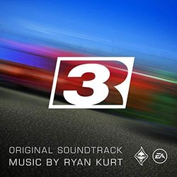 Real Racing 3 Soundtrack (Ryan Kurt) - CD cover