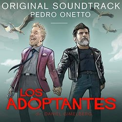 Los Adoptantes Soundtrack (Pedro Onetto) - CD cover