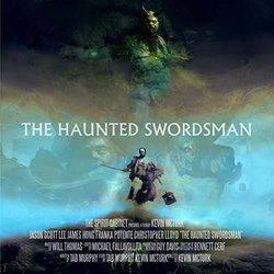 The Haunted Swordsman Soundtrack (Will Thomas) - CD cover