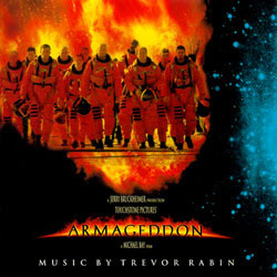 Armageddon Soundtrack (Trevor Rabin) - Car�tula
