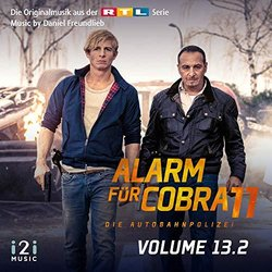 Alarm für Cobra 11, Vol. 13.2 Soundtrack (Daniel Freundlieb) - CD cover