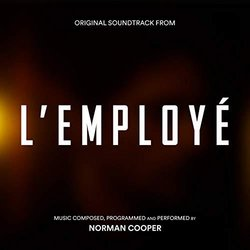 L'Employé Soundtrack (Norman Cooper) - CD cover