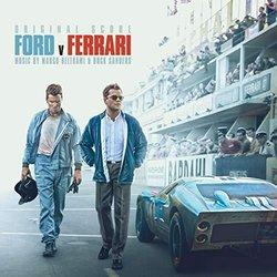 Film Music Site Ford V Ferrari Soundtrack Marco Beltrami Buck Sanders Hollywood Records 2019 Le Mans 66 Score