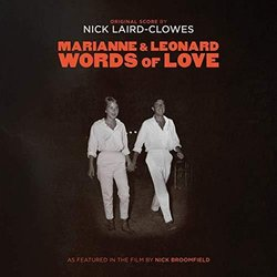 Marianne & Leonard: Words Of Love Soundtrack (Nick Laird-Clowes) - CD cover