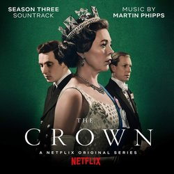 The Crown: Season 3 Soundtrack (Martin Phipps) - Carátula