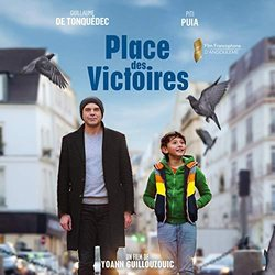 Place des Victoires Soundtrack (Amine Bouhafa) - CD-Cover