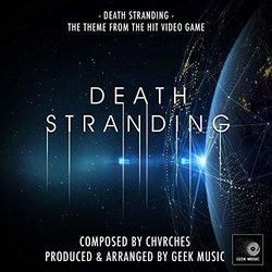 Death Stranding: Death Stranding Theme Soundtrack ( Chvrches) - CD cover