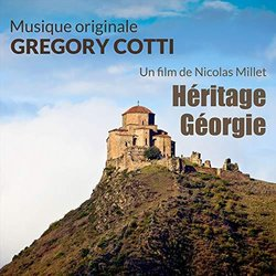Héritage Géorgie Soundtrack (Gregory Cotti) - CD cover